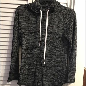 Sweaters - Cowl neck shirt size sm